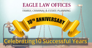 Eagle Law Offices, P.S. Celebrates 10 Year Anniversary